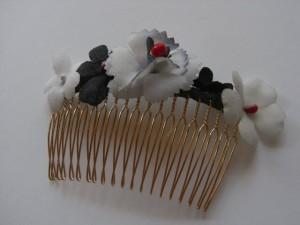 comb black