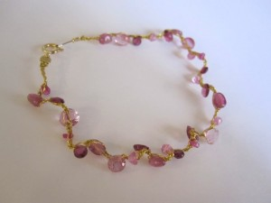 pink bramble